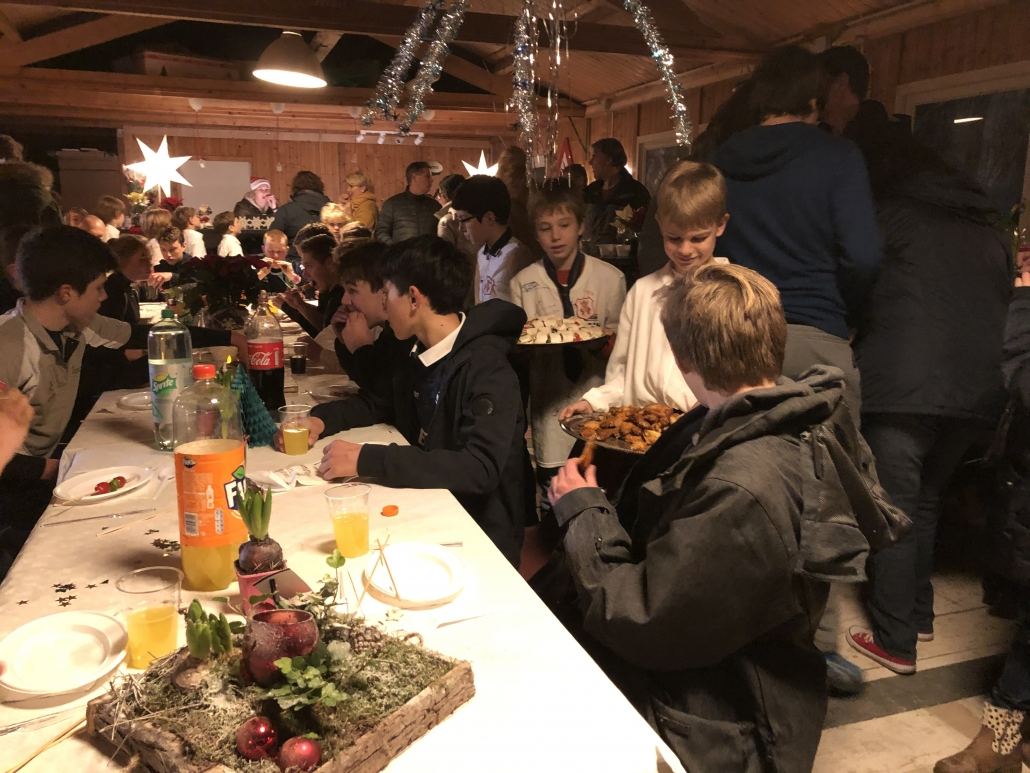 Kerstdiner Junioren