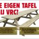 VRC Picknicktafel